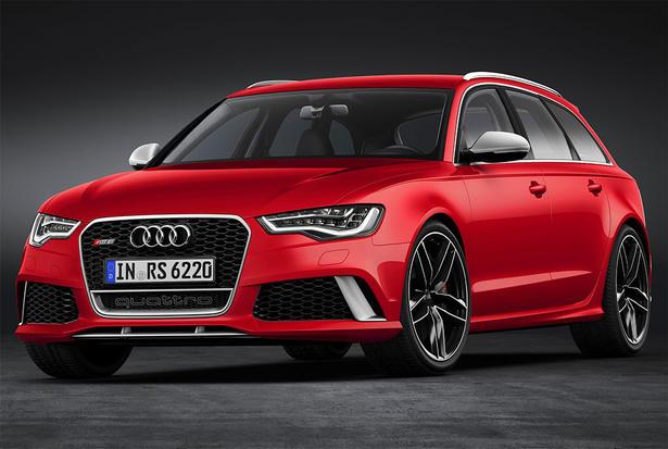 2014 Audi RS6 Sedan