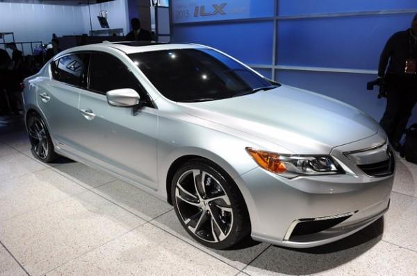 Acura ILX Concept Detroit