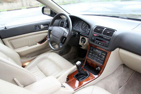 Acura Legend Interior