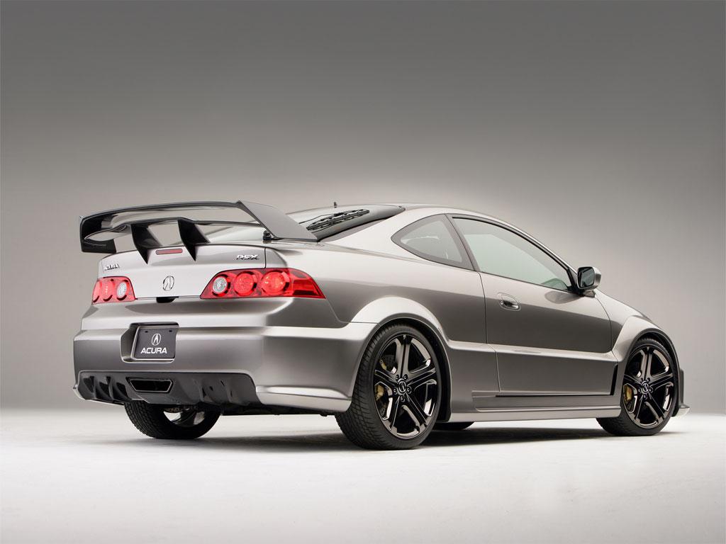 Acura RSX Type S  TOPISMAGNET