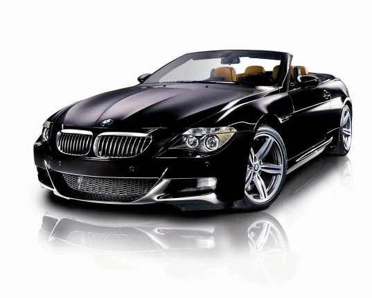 BMW M6 Black Edition