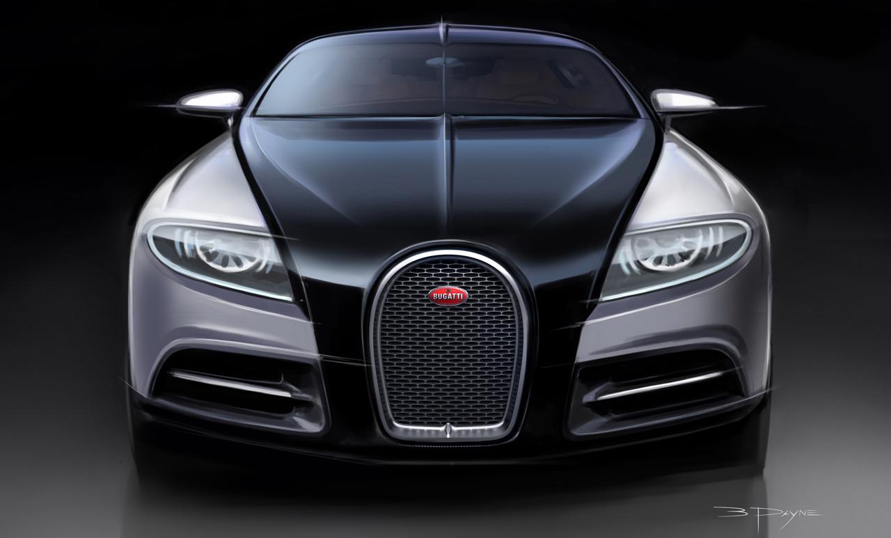 Bugatti on Bugatti Galibier Interior