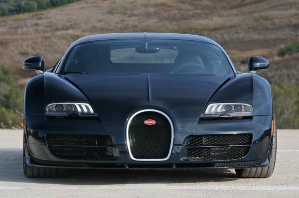 Bugatti Veyron Super Sport Facelift