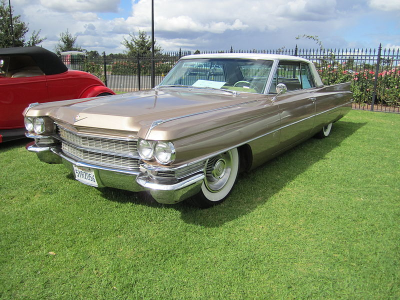 Cadillac Deville Coupe 1963