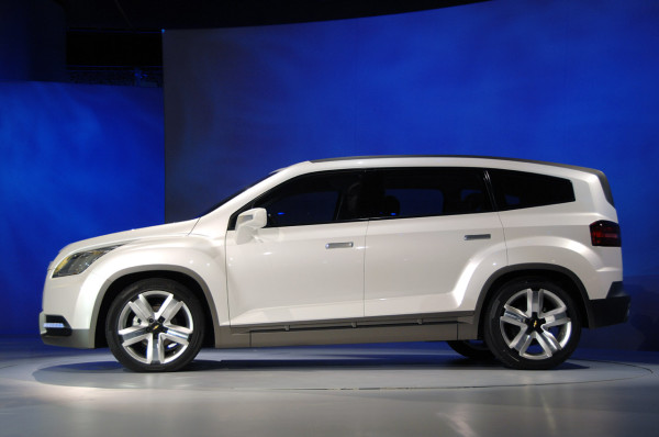 Chevrolet Orlando 2012 Malysia