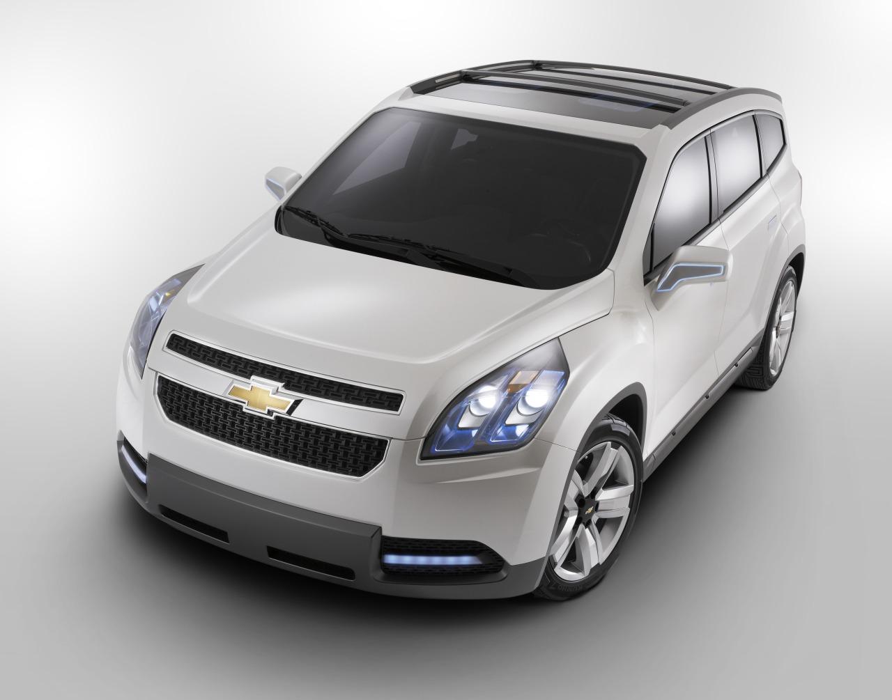 Chevrolet Orlando India
