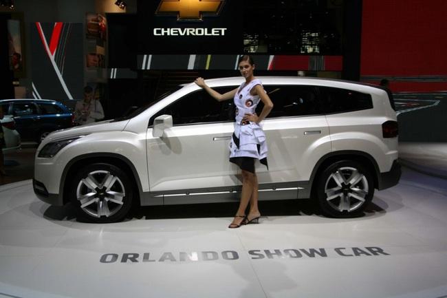 Chevrolet Orlando Malaysia