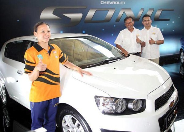 Chevrolet Sonic Malaysia