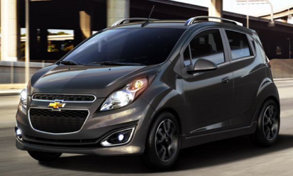 Chevrolet Spark Black Edition