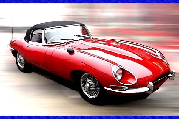 Jaguar E-Type Wallpapers