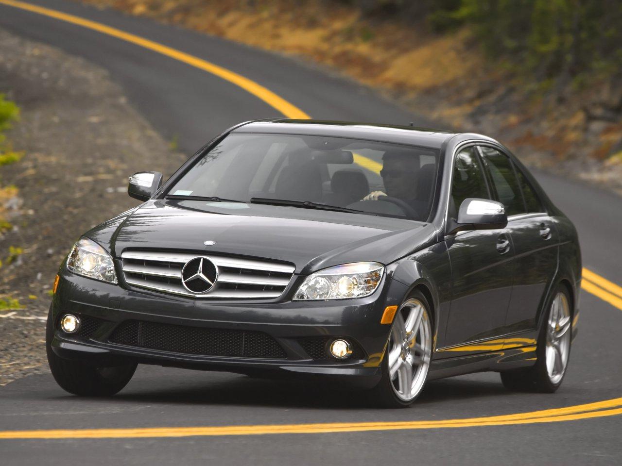 Mercedes Benz C Class Sports Topismag Net