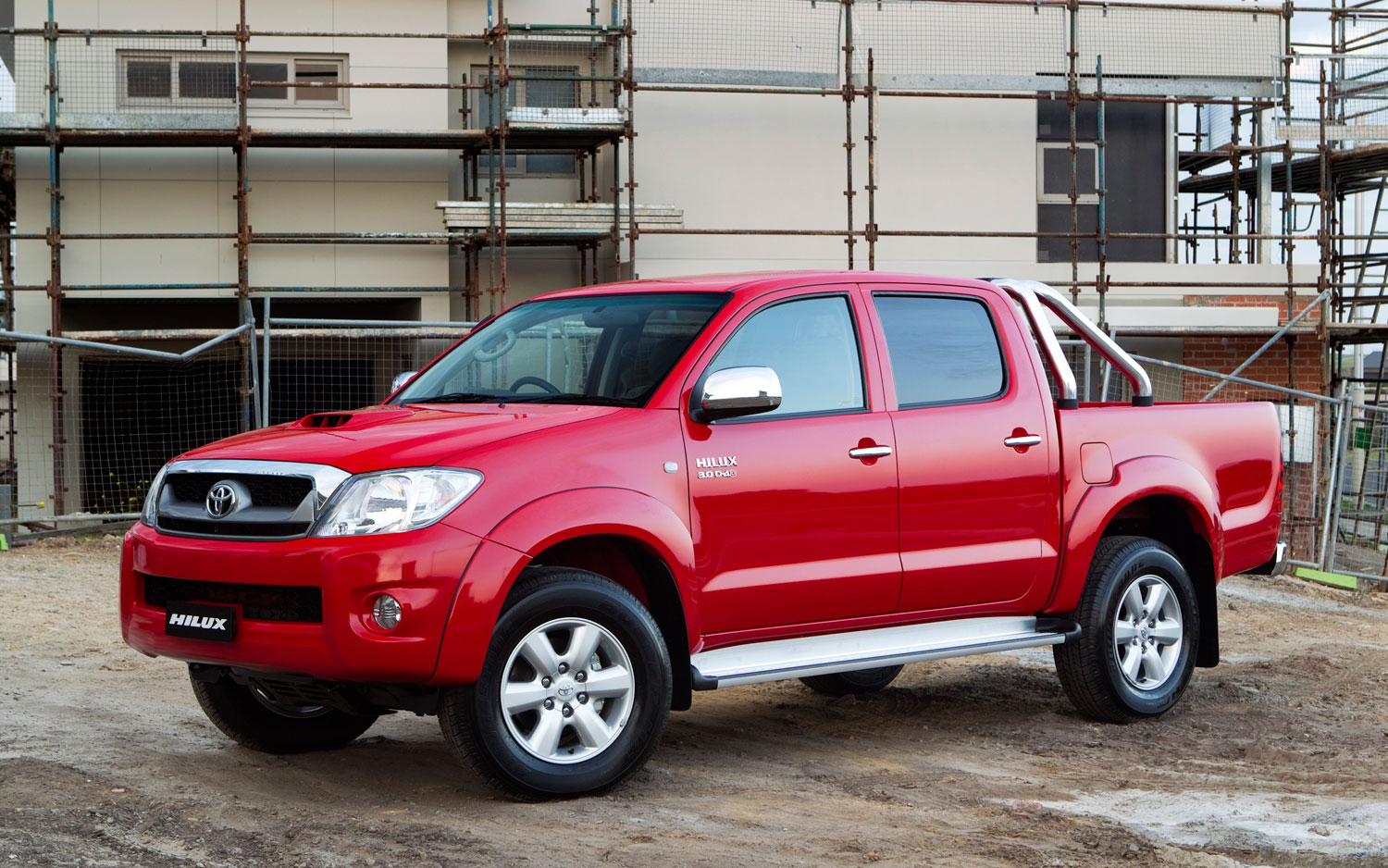 Toyota Hilux Double-Cab-Diesel