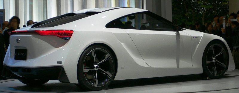 Toyota Supra FT-HS