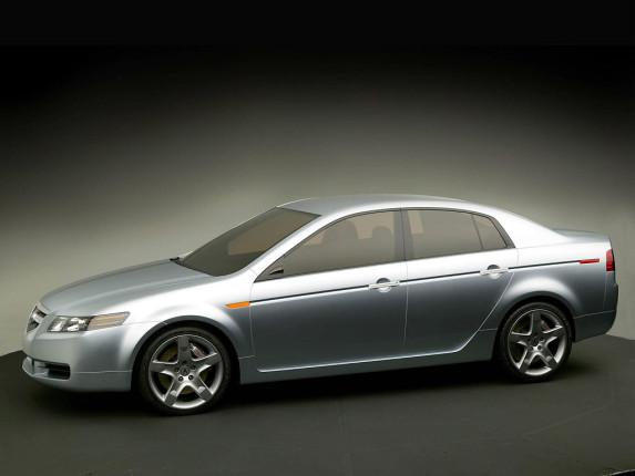 2014 Acura TL Concept