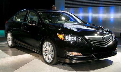 2014 Acura TL Redesign