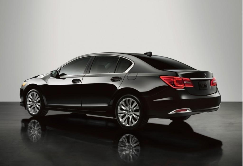 2014 Acura TL Spy Shots