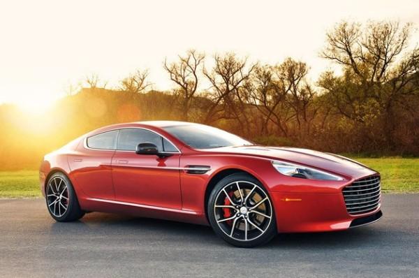 2014 Aston Martin Rapide S 550HP