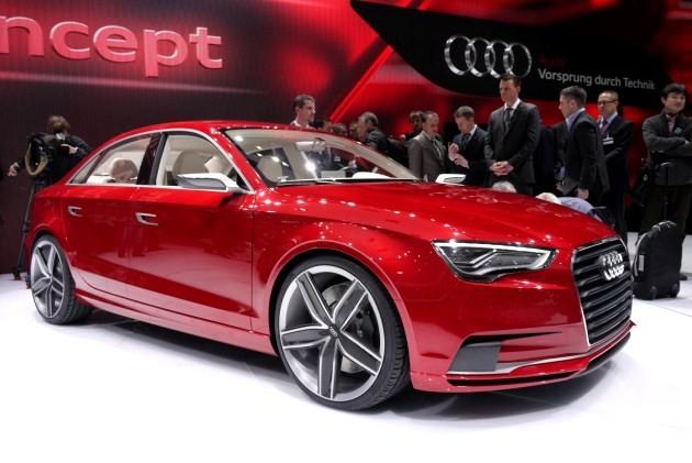 2014 Audi A3 TDI Concept