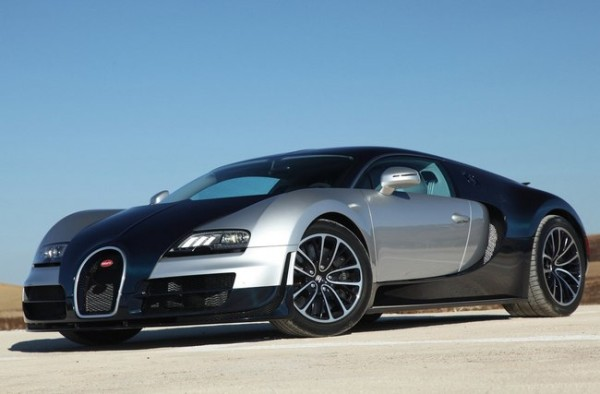 2014 Bugatti Superveyron Changs