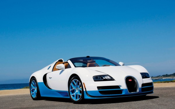 2014 Bugatti Superveyron Price