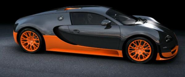 2014 Bugatti Superveyron Redesign