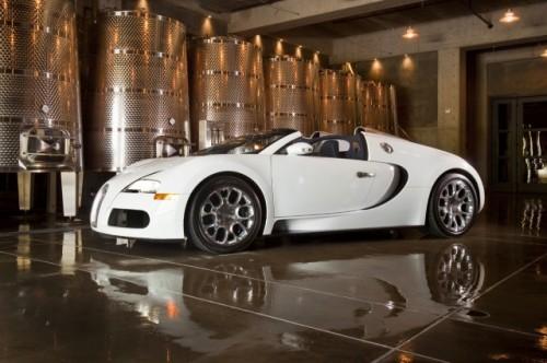 2014 Bugatti Veyron Specs