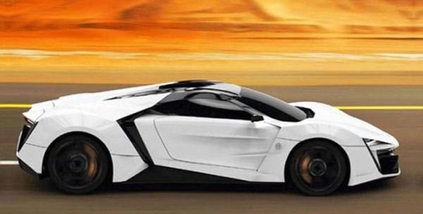 2014 Bugatti Veyron Sports