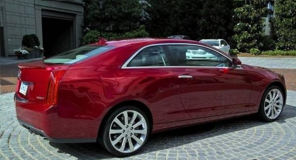 2014 Cadillac ATS Sedan