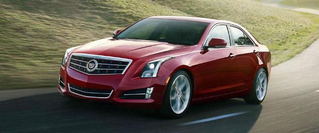 2014 Cadillac ATS Turbo AWD