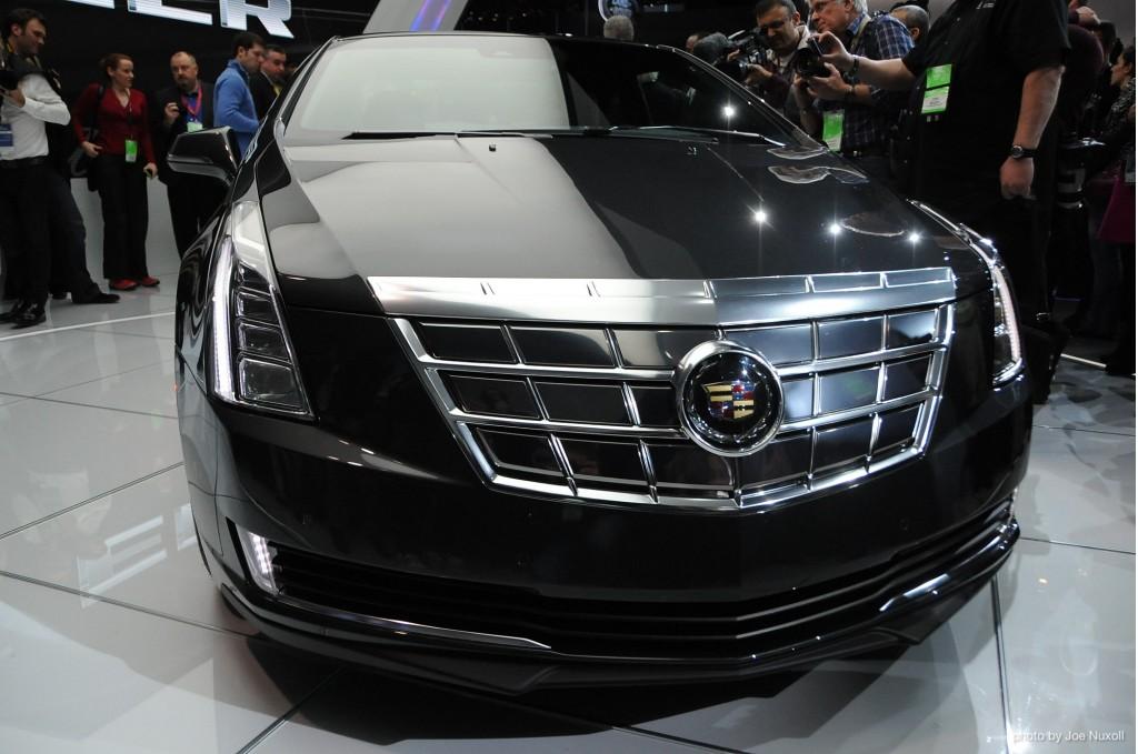 2014 Cadillac Escalade Facelift