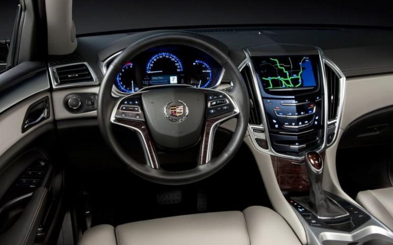 2014 Cadillac Escalade Interiorr