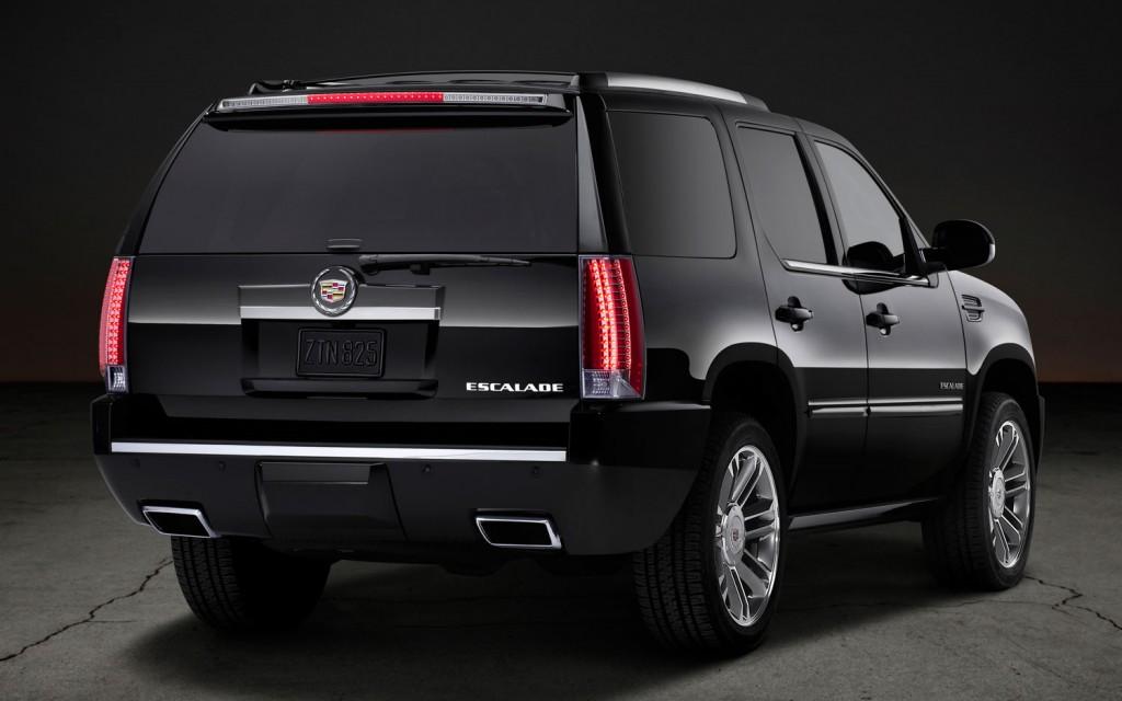 2014 Cadillac Escalade Spy Photos