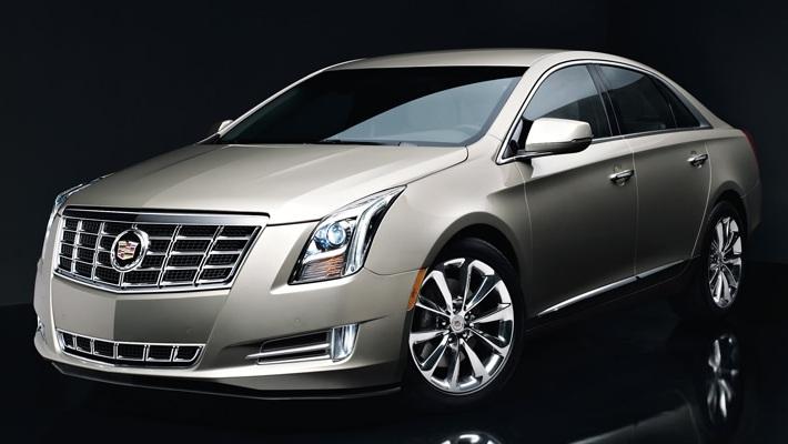 2014 Cadillac XTS V8