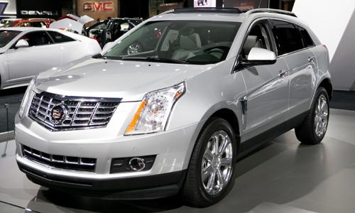 ... for Cadillac 2014 Cadillac Srx Attachment 2014 Cadillac Srx Colors
