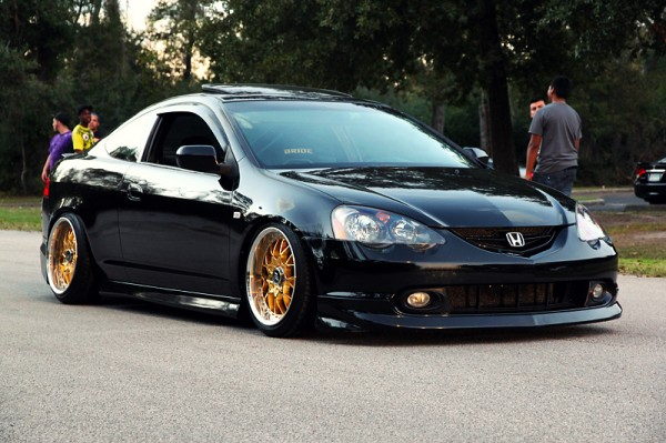 Acura RSX Type-S Slammed