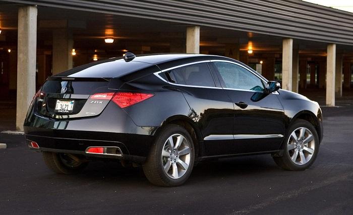 Acura ZDX 2015