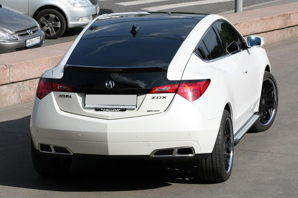 Acura ZDX Custom