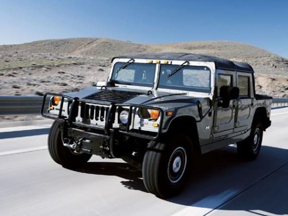 2013 Hummer H1 Redesign