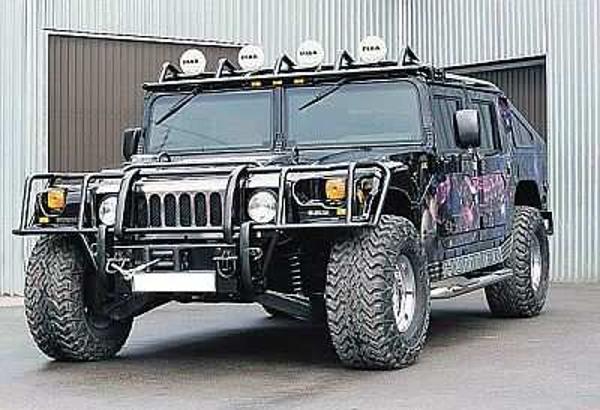 2013 Hummer H2 Diesel