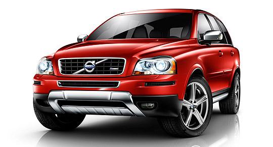 2013 Volvo XC90 R Design
