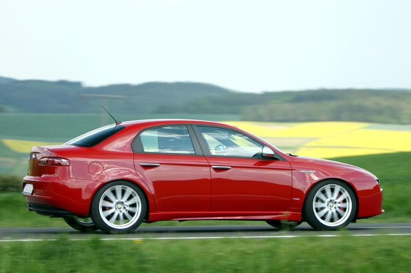2014 Alfa Romeo 159 Changes