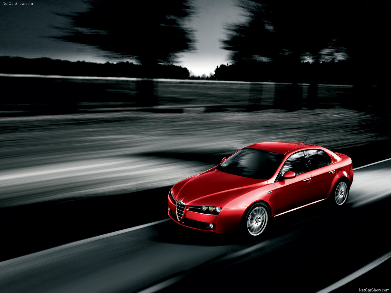2014 Alfa Romeo 159 Drive Speed