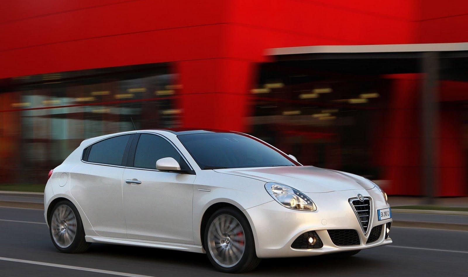 2014 Alfa Romeo 159 Redesign