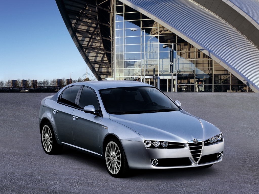 2014 Alfa Romeo 159 Wallpapers