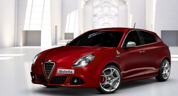 2014 Alfa Romeo Giulia Changes