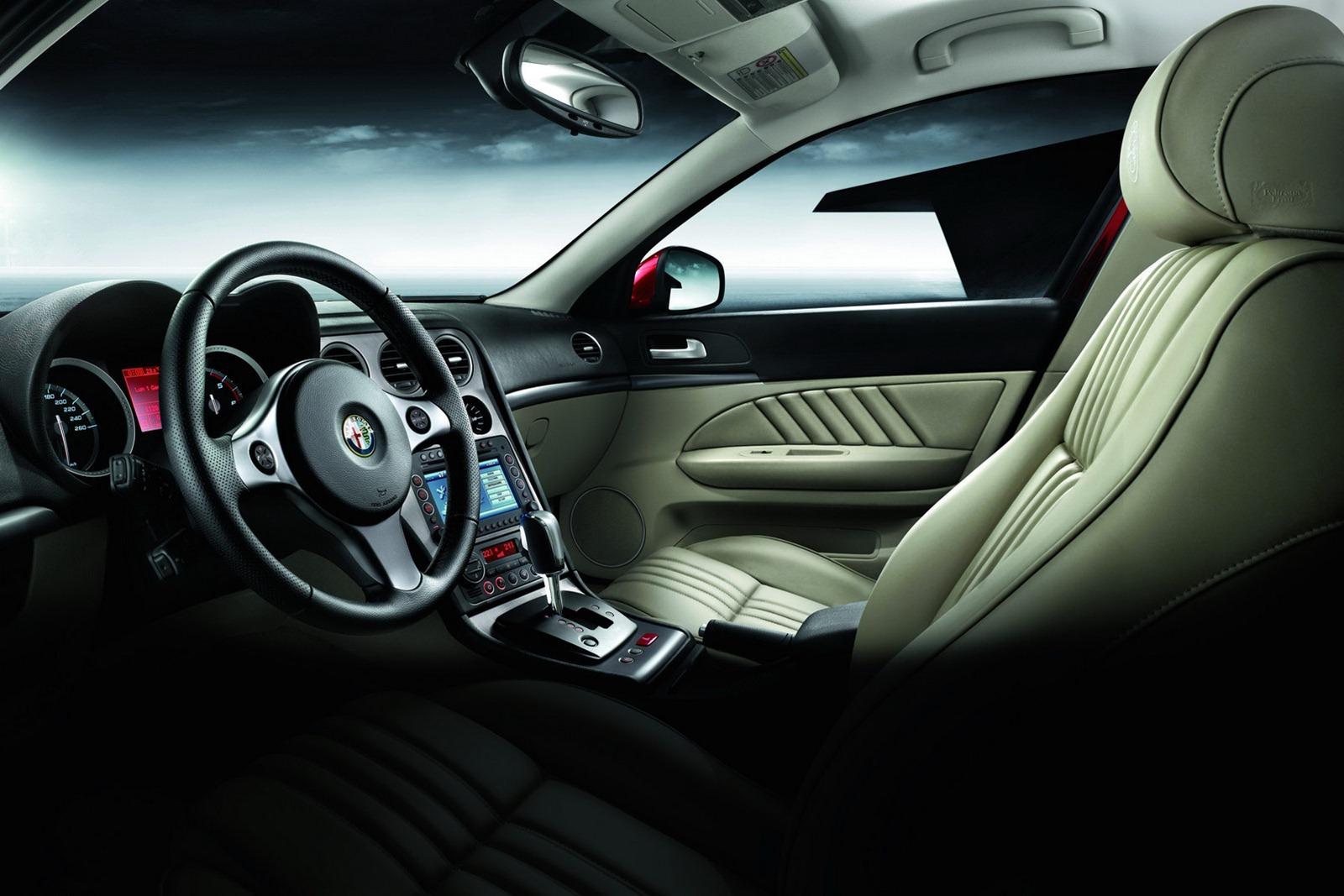 Alfa Romeo Giulia 2014 Interior