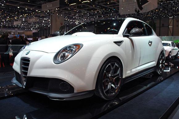 2014 Alfa romeo Mito Convertible