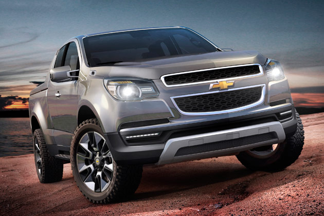 2014 Chevrolet Colorado Debut