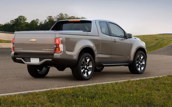 2014 Chevrolet Colorado Diesel