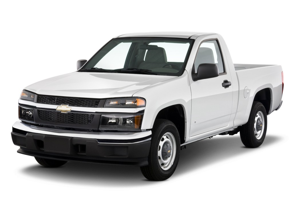 2014 Chevrolet Colorado Redesign